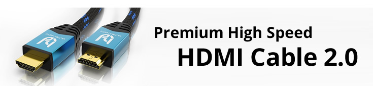 Premium High Speed HDMI Cable 2.0