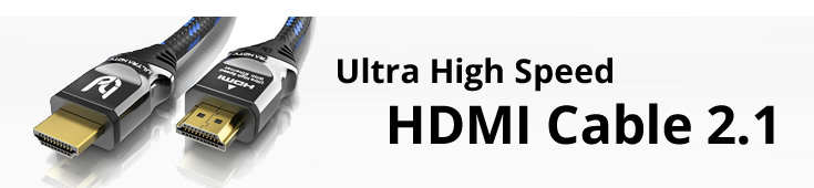 Ultra High Speed HDMI Cable 2.1